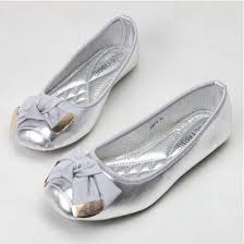 sweet bowtie square toe women flat shoes daisy dress for less
