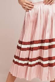 pleated skirt sporty pleated skirt anthropologie