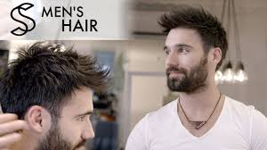 hairstyles easy to maintain medium to short medium taper haircut classic hairstyle suitable for all men