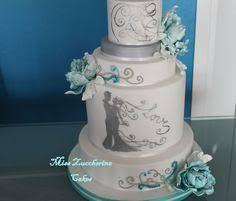 turquoise wedding cake turquoise weddings wedding cake and