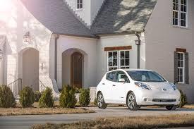 nissan leaf electric car range 2016 nissan leaf rumored to get 105 mile range