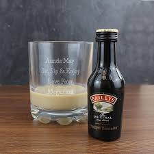 baileys gift set baileys glass gift set personalised the personalised gift boutique