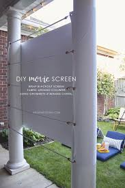 Backyard Movie Night Projector Best 25 Outdoor Projector Ideas On Pinterest Outdoor Theatre