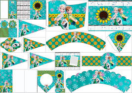 frozen fever free party printables parties