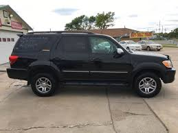 toyota sequoia 2007 2007 toyota sequoia limited 4dr suv 4wd in mcpherson ks eagle
