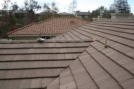 Cement Tile Roof Trabuco Steel Shake Roof Installation Western Roofing