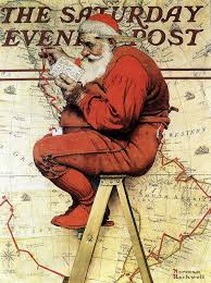 why is santa red you asked google u2013 here u0027s the answer stephen