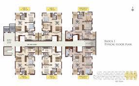 2 Bhk Floor Plans Welcome To Kochar Homes