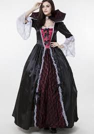Vampire Costume 2016 Halloween Vampire Costumes Gothic Clothing Cosplay Empress