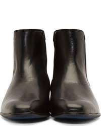 buy boots sweden tiger of sweden black leather stig chelsea boots where to buy