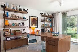 Mid Century Modern Office Desk 20 Mid Century Modern Home Office Designs Decorating Ideas