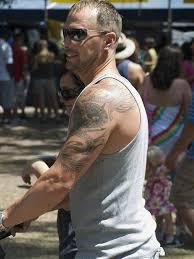 30 marvelous shoulder tattoos for guys