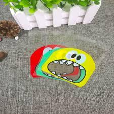 aliexpress com buy 100pcs 7cm u002610cm opp cute small monster sharp