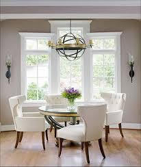 Modern Dining Room Chandelier Modern Dining Room With Globe Lamp Dining Room Lighting Ideas