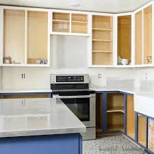 how to build lower base kitchen cabinets how to build base cabinets houseful of handmade