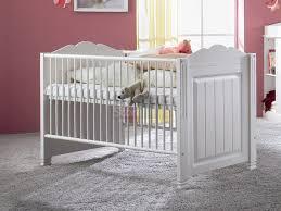 cinderella schlafzimmer cinderella babybett kiefer teilmassiv in weiß