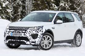 land rover suv price land rover discovery sport spied autocar