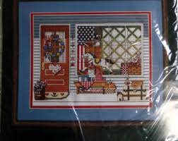 bucilla counted cross stitch kit baby collection god bless