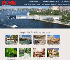 real estate web sites