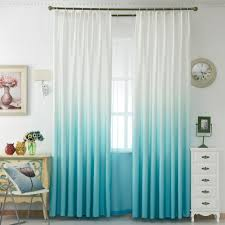 Teal Kitchen Curtains by Online Get Cheap Colorful Kitchen Curtains Aliexpress Com