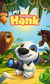 talking android my talking hank for android free at apk here store