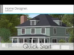 Home Designer Architectural Vs Suite Home Designer 2017 Quick Start Youtube