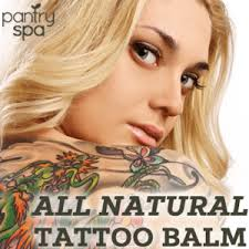 homemade tattoo aftercare lotion u0026 balm recipes for fast healing