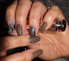 photo ongles gel maquillage tartine au chocolat part 154