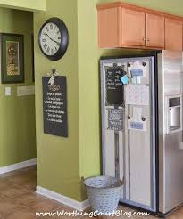 Kitchen Message Board Ideas 8 Best Command Center Ideas Images On Pinterest Kitchen Home