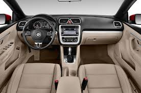 volkswagen convertible eos used 2012 volkswagen eos reviews and rating motor trend