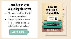 Characterization Characterization Examples 5 Ways To Reveal Characters Now Novel