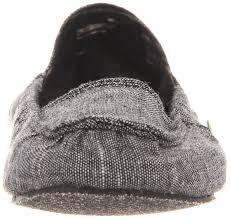 amazon com sanuk women u0027s trippy toes flat flats