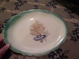 homer laughlin vintage homer laughlin vintage lifetime china co pink platter usa