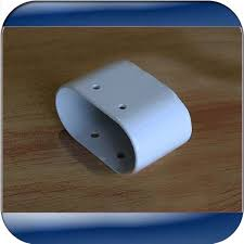 Handrail End Cap Handrail End Cap White