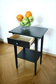 Yellow Side Table Ikea Side Table Ikea Black Side Table Always Had Clothe On Top Can Be