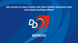 d d rsvp to sign up for early access to dd vivo ipl 2018 home game tickets
