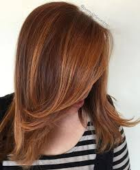 Light Copper Brown 40 Fresh Trendy Ideas For Copper Hair Color