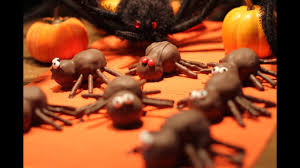 How To Make Halloween Cake by How To Make Halloween Cake Pop Spiders Youtube