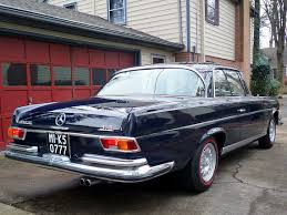 mercedes 280se coupe for sale 1970 mercedes 280se 3 5 coupe 4 speed manual german cars