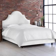 White Cushioned Headboard by Adorable White Headboard Twin White Wood Headboard Cottage Wood