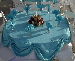 renting linens tips for renting wedding linens