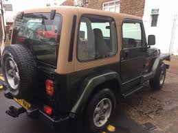 used jeep wrangler used 1997 jeep wrangler sahara for sale in eastbourne east sussex