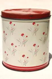 tin kitchen canisters vintage bread box tin vintage metal bread box tin kitchen canisters