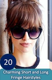 25 best fringe hairstyles 2016 ideas on pinterest long fringe