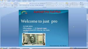 just cash pro full plan training video youtube