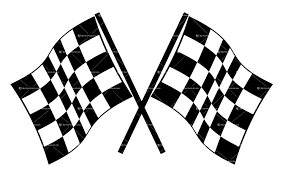 Black And White Checkered Black And White Checkered Flag Clipart Clipart Collection Free