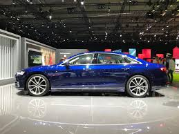 live photos 2018 audi a8 looks better in the flesh