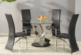 Designer Glass Dining Tables Dining Room Modern Glass Dining Table Decorating Ideas