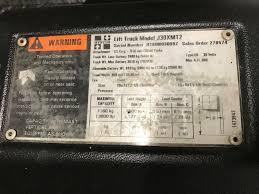 used hyster forklift j30xmt2 electric cleveland forklift