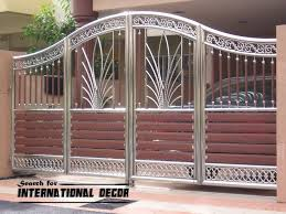 Awesome Home Iron Gate Design Gallery Interior Design Ideas - Gate designs for homes